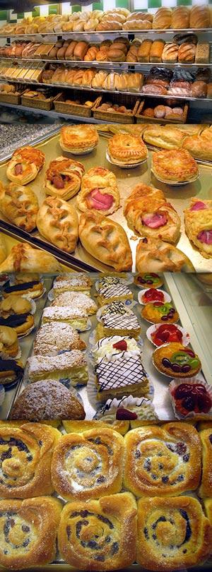 Lawrances bakery pershore