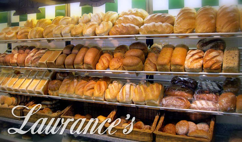 lawrances traditional breads